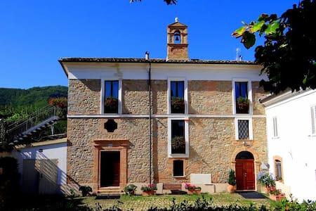 Historical Palace in Abruzzo - Huvila