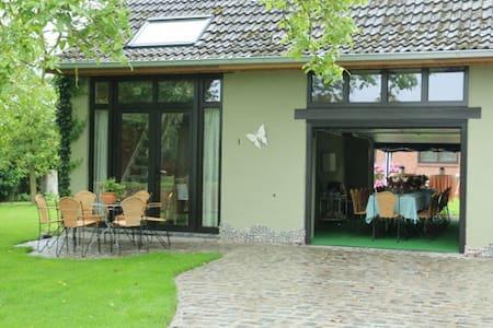 Oase van rust in het Waasland - Inny