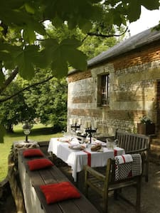 Romantic Cottage in the Countryside - Écrainville - Ev