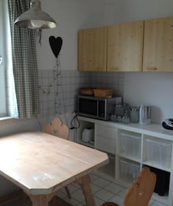 Nice, clean, friendly apartment - Daire
