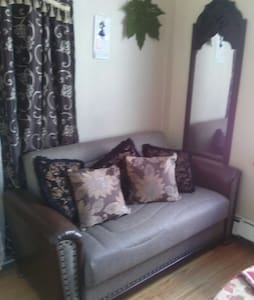 Priv room 20m to Times Square w/kit - Union City - House
