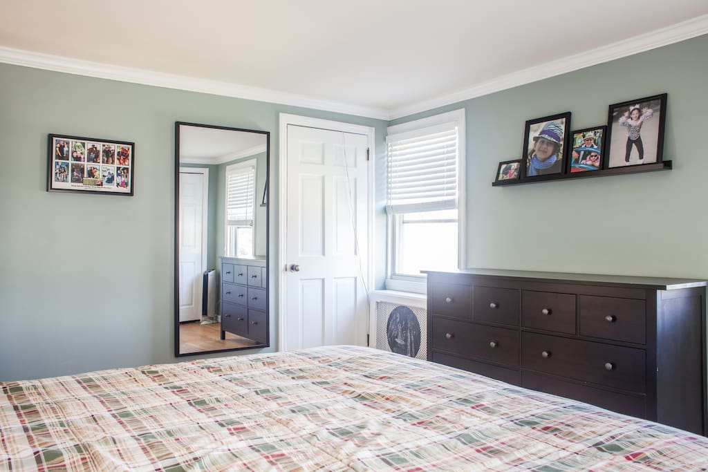 Master Bedroom in Bergen County