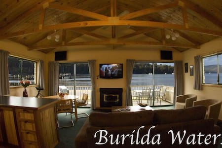 Burilda Waters Waterfront Home - House