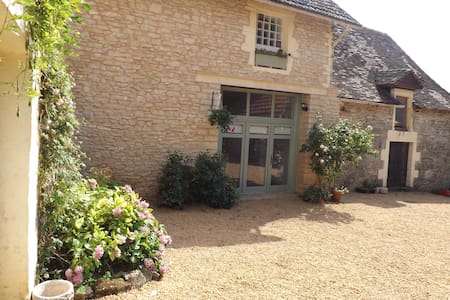 Stunning Stone Barn Conversion - Casa