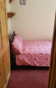 Private bedroom, 15 mins to City - Huis
