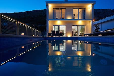 VILLA MARANATA 5 stars luxury villa with open pool - Dugi Rat - Villa