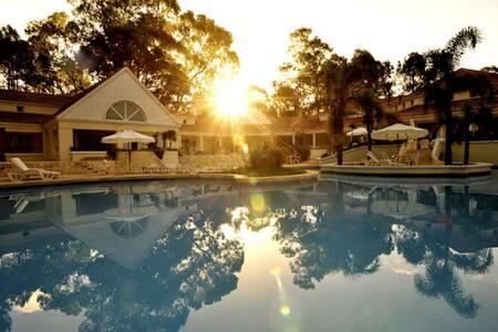 Punta del Este Solanas Resort - Faház