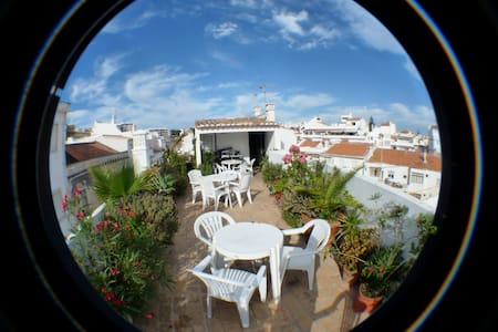 Triple room with sea view (wi-fi) - Llacs - Casa