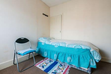 Quiet room in East London