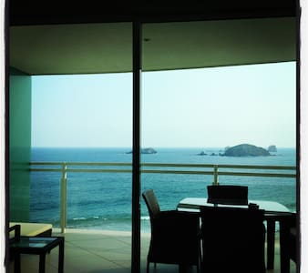 Departamento Bay View Grand Marina