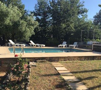 Haut de villa avec piscine - Entire Floor