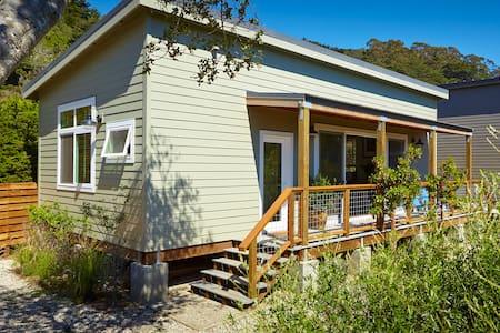 Contemporary Beach Cottage - Stinson Beach - Hus