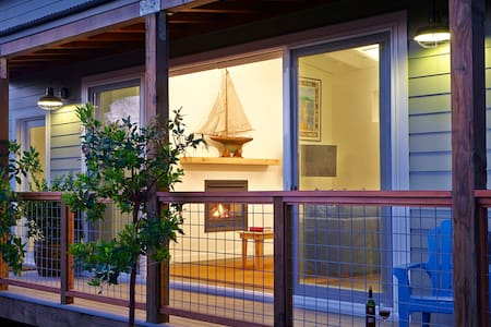 Contemporary Beach Cottage - Stinson Beach - Σπίτι
