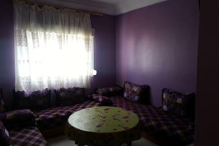Appartement meublé à louer à martil - Byt