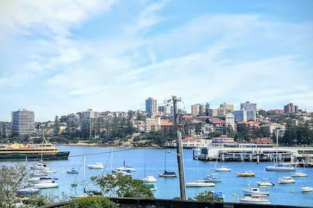 Views, Light, Harbourside Apartment - Manly - Wohnung