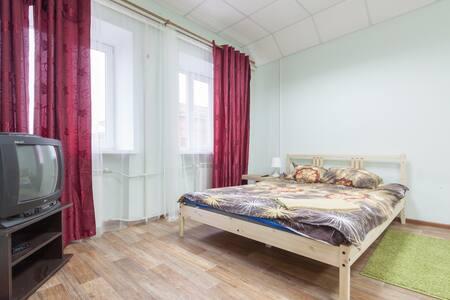 Квартира студия - Iekaterinbourg - Appartement