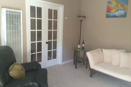 Cozy one bedroom home by downtown - Redlands - Dom