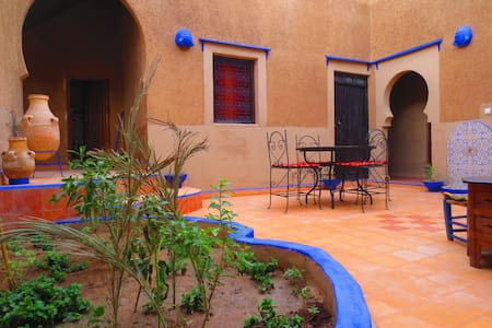 charming villa for rent in Merzouga - Casa de campo