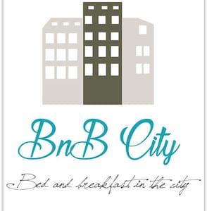 BnB City, repos doré, chambre chic et unique - Namur