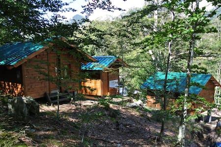 GR20, refuge au Col de Vizzavona - Dorm