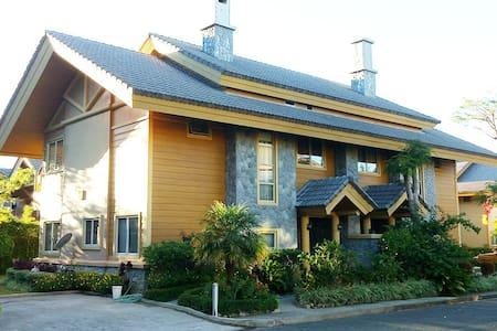 Cabin Homes (5BR/13-15 pax) - Baguio - Huis