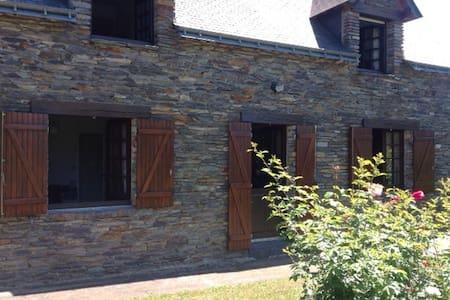 Jolie maison près de la Gacilly - Saint-Nicolas-du-Tertre