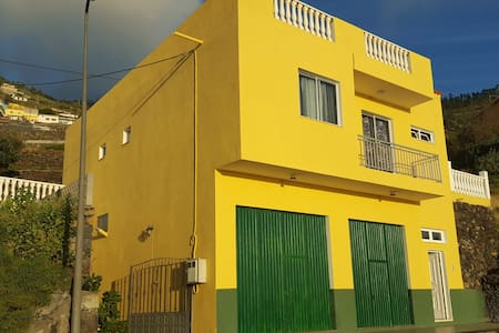 CASA AMPLIA DE 3 HABITACIONES - Santa Creu de Tenerife