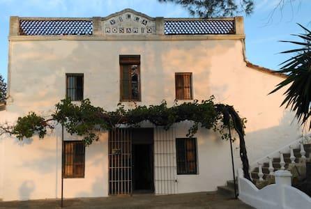 Villa Rosario. Casa de campo cerca de Xativa - Villa