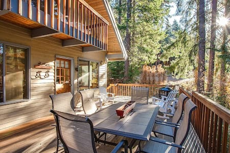 WHISKEY RIVER RETREAT - Leavenworth