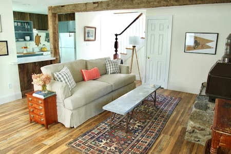 Restful Rhinebeck cottage - Staatsburg - Guesthouse
