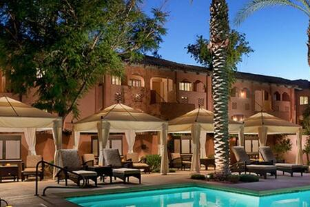 Scottsdale, AZ HIVC Resort - spacious 2 bedroom - - Scottsdale - Wohnung