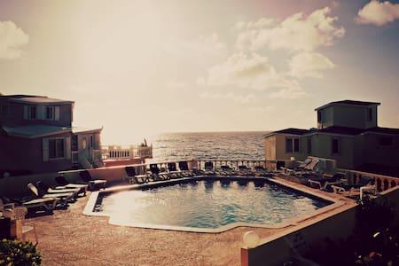Paradise Villa: Caribbean Ocean View - 2bdr Unit - Philipsburg - Villa
