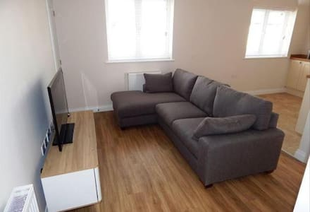 Modern 1 Bed apartment, Newport - Newport - Apartamento