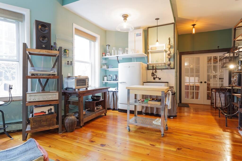 Vintage Design 1 Bedroom In Best Location Apartments For Rent In Cambridge