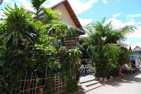 Golden Lotus  With Standard Twin - Luang Prabang - Bed & Breakfast