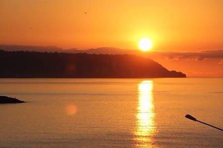 Sürmene'de denize karşı süper daire - Trabzon - Byt