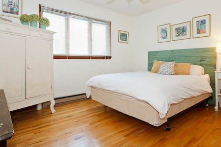 Tranquil room with nature view - Shorewood - Bed & Breakfast