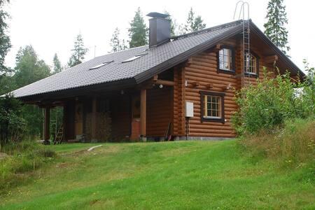 Large cottage with 3 sleeping rooms - Enonkoski