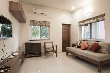 Super luxurious 3 bedroom apartment. - Panjim