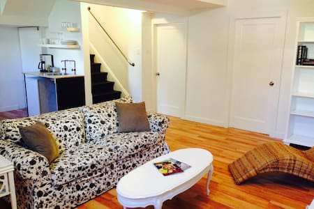 Clean, trendy, close to downtown