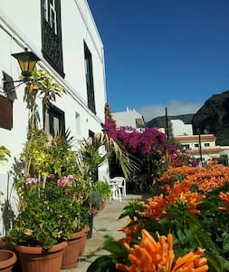 Lovely apartment in Valle Gran Rey  - Pis