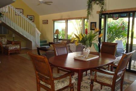 Kauai Vacation Home in Princeville