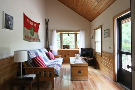 Comfortable & Quiet P'town Retreat - Provincetown - 公寓
