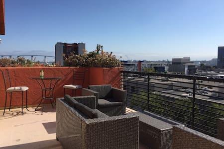 Downtown's hidden gem - San Diego - Apartment