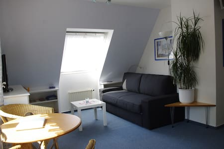Cosy, quiet apartment near Hamburg - Halstenbek - Apartamento