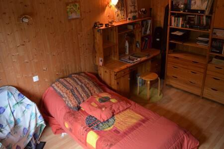 chambre chez l'habitant proche de Toulouse - Villeneuve-Tolosane - House