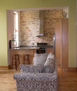 Condo at Grand Traverse Commons - Traverse City - Loft