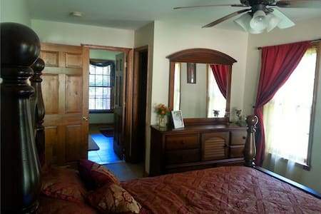 Master Suite - Bed & Breakfast