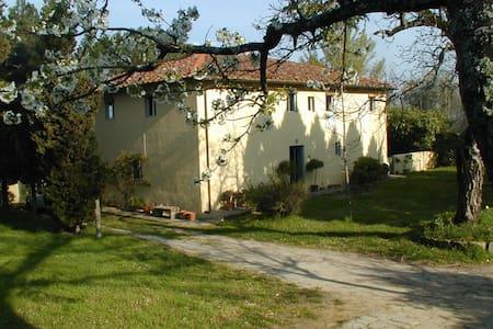 The charm of a country house - Reggello - Maison