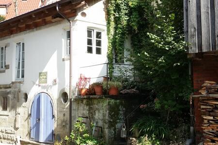 Ferienhaus : Das Mühlhäusel - Dom